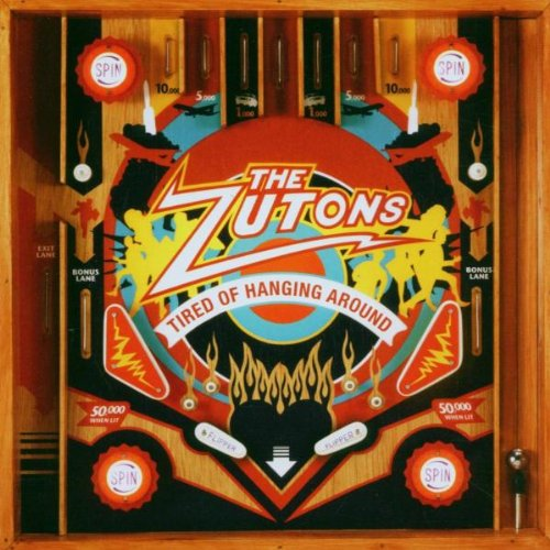 The Zutons Valerie cover art