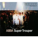 ABBA Super Trouper l'art de couverture