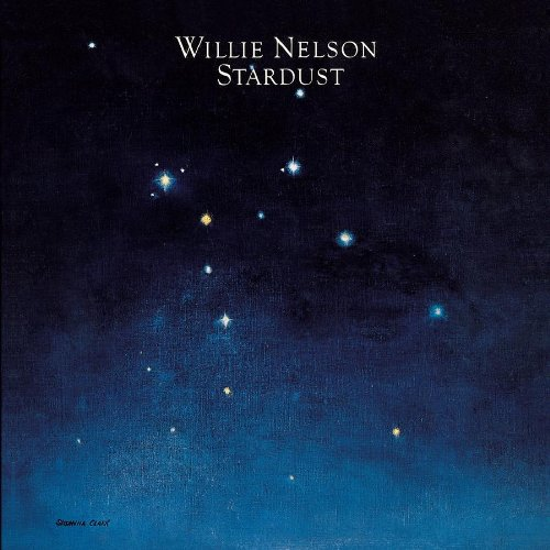 Willie Nelson Blue Skies cover art