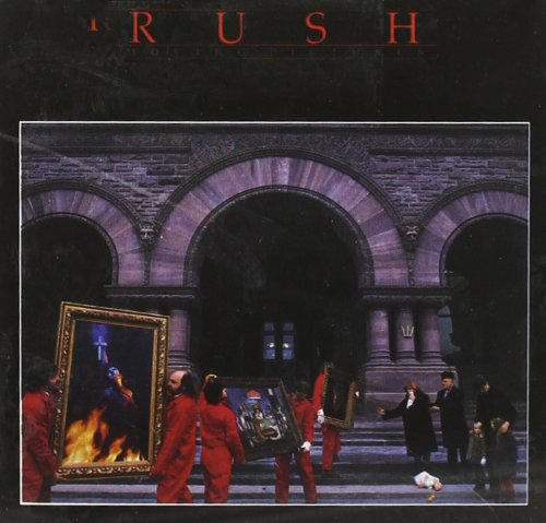 Rush Tom Sawyer cover art