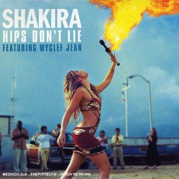 Shakira featuring Alejandro Sanz La Tortura cover art