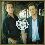 Love and Theft Angel Eyes cover art