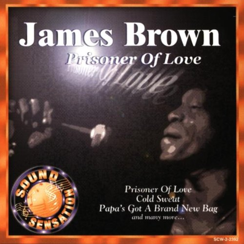 James Brown Lost Someone cover art