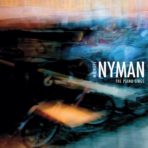 Michael Nyman The Morrow (from Gattaca) cover art