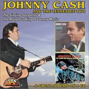 Johnny Cash You're My Baby cover art