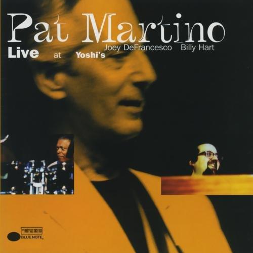 Pat Martino Sunny cover art
