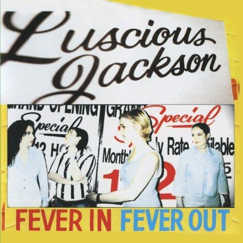Luscious Jackson Naked Eye cover art