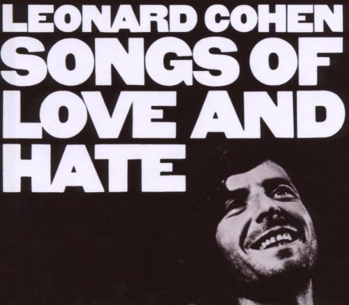 Avalanche Sheet Music Leonard Cohen Lyrics Chords