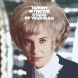 Partition piano Stand By Your Man de Tammy Wynette - Piano Voix Guitare (Mélodie Main Droite)
