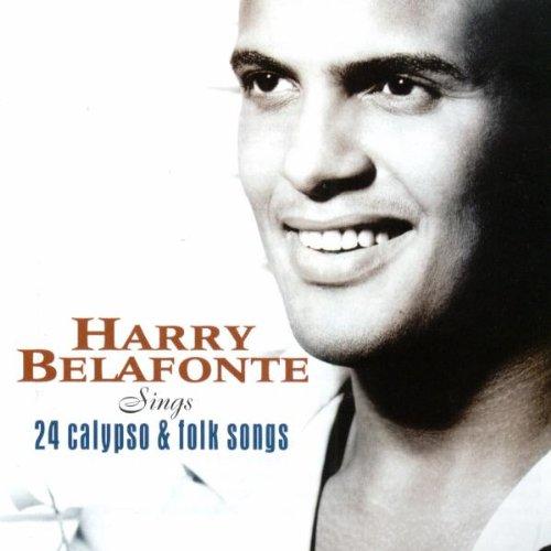 Harry Belafonte Jamaica Farewell cover art