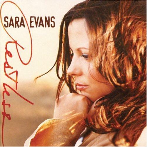 Sara Evans Backseat Of A Greyhound Bus cover art