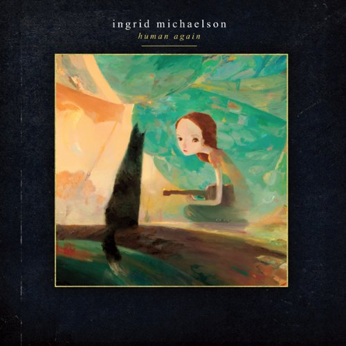Ingrid Michaelson Keep Warm cover art