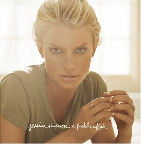 Jessica Simpson Walkin' 'Round In A Circle cover art