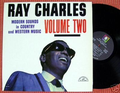 Ray Charles You Are My Sunshine cover art