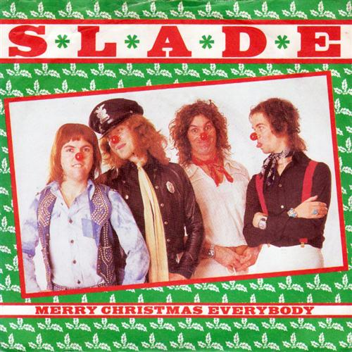 Slade Merry Xmas Everybody cover art