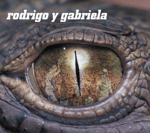 Rodrigo y Gabriela Orion cover art