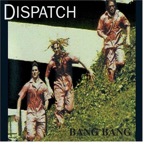 Dispatch Bats In The Belfry cover art