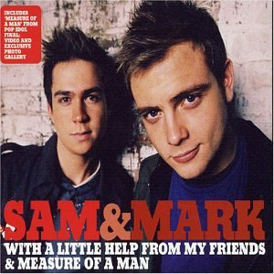 Sam & Mark With A Little Help From My Friends cover art