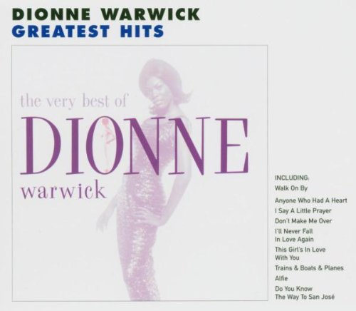 Dionne Warwick I'll Never Love This Way Again cover art