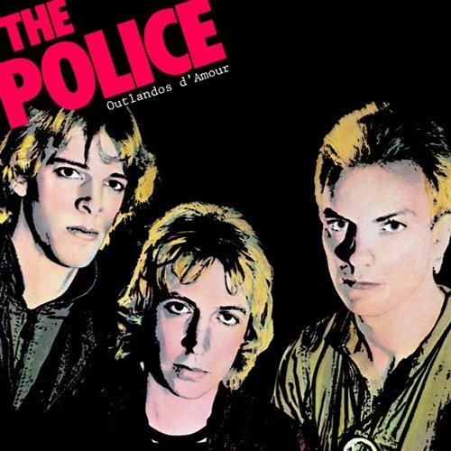 The Police Be My Girl, Sally cover art