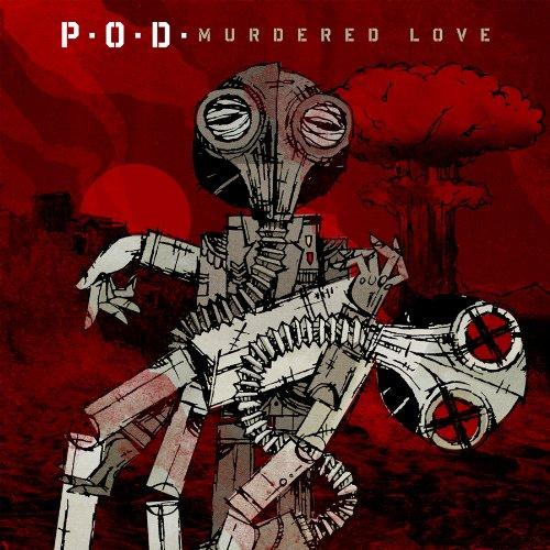 P.O.D. Beautiful cover art