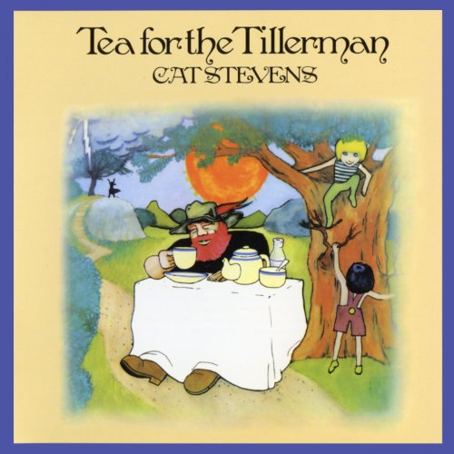 Cat Stevens Miles From Nowhere cover art