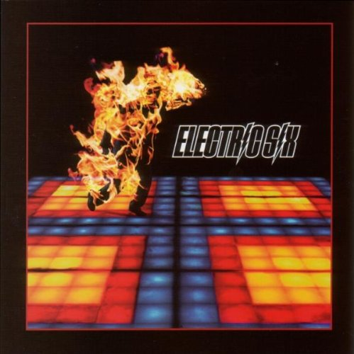 Electric Six Dance Commander cover art