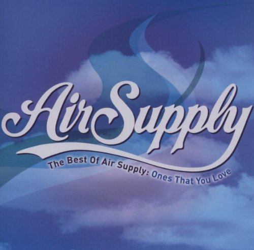 Air Supply The Power Of Love cover art