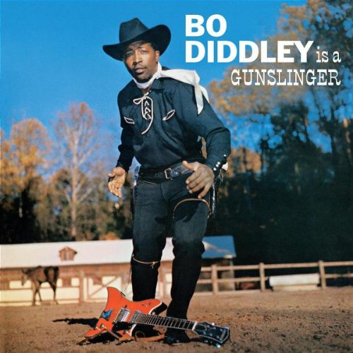 Bo Diddley Ride On Josephine cover art
