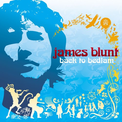 James Blunt You're Beautiful cover art