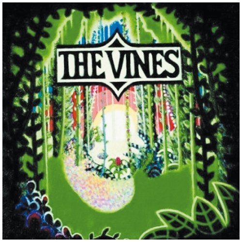 The Vines Homesick cover art