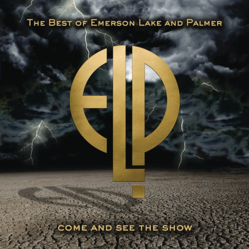 Emerson, Lake & Palmer Lucky Man cover art