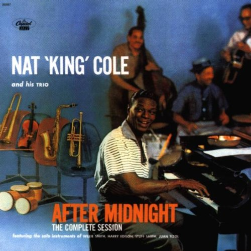 Nat King Cole Sometimes I'm Happy cover art