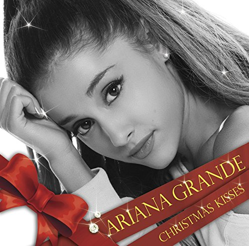 Ariana Grande Santa Tell Me (arr. Mac Huff) cover art