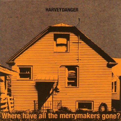 Harvey Danger Flagpole Sitta cover art