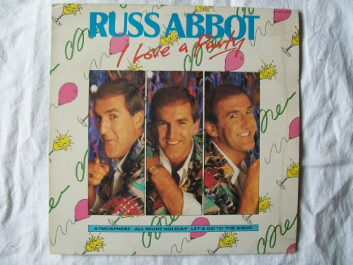 Russ Abbot Atmosphere cover art