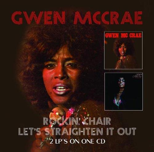 Gwen McCrae Rockin' Chair cover art