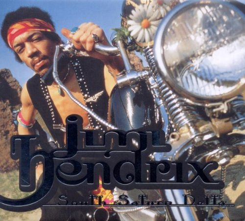 Jimi Hendrix Power Of Soul (Power To Love) cover art