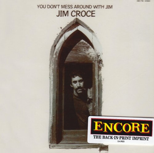 Jim Croce Time In A Bottle cover art