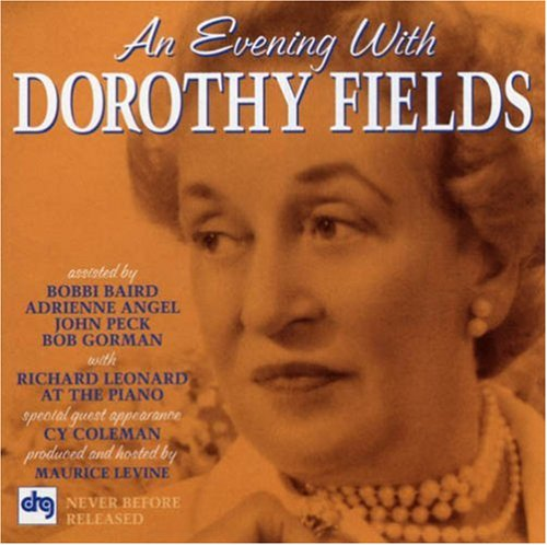 Dorothy Fields I Can't Give You Anything But Love cover art