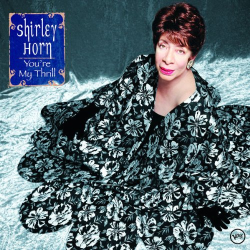 Shirley Horn The Best Is Yet To Come cover art