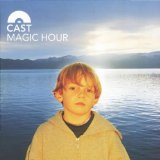 Cast Magic Hour l'art de couverture