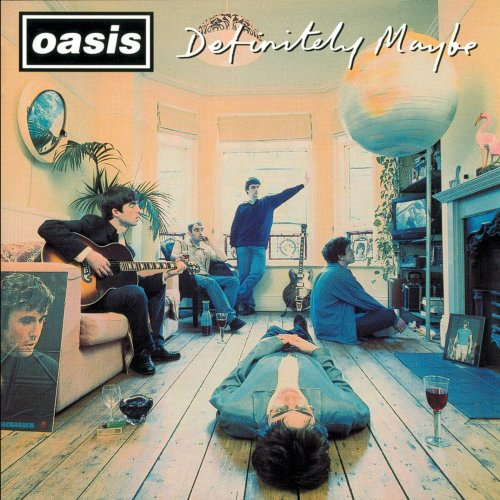 Oasis Married With Children cover art