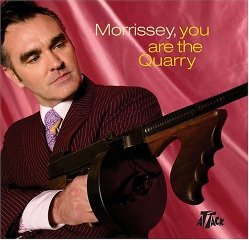 Morrissey First Of The Gang To Die cover art