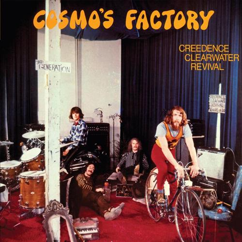 Creedence Clearwater Revival Before You Accuse Me (Take A Look At Yourself) cover art