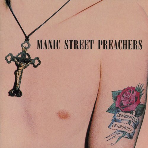 Manic Street Preachers You Love Us cover art