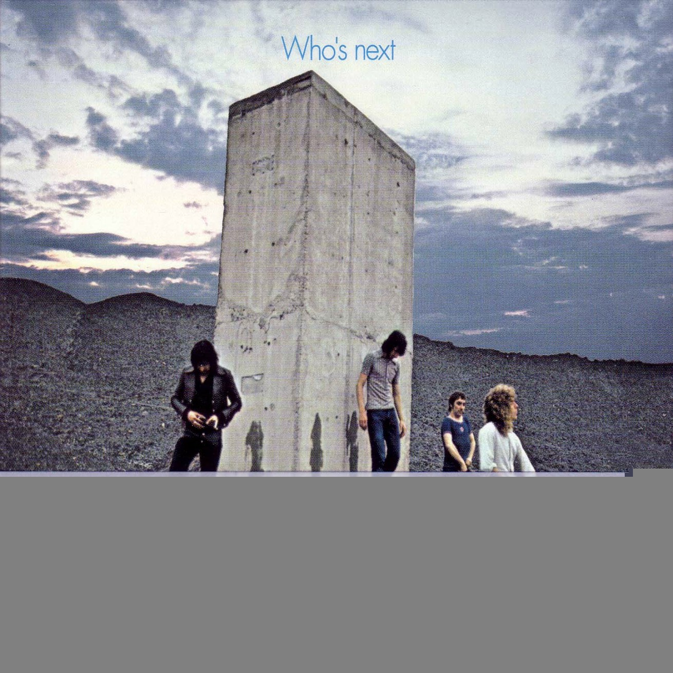 The Who Young Man Blues cover art