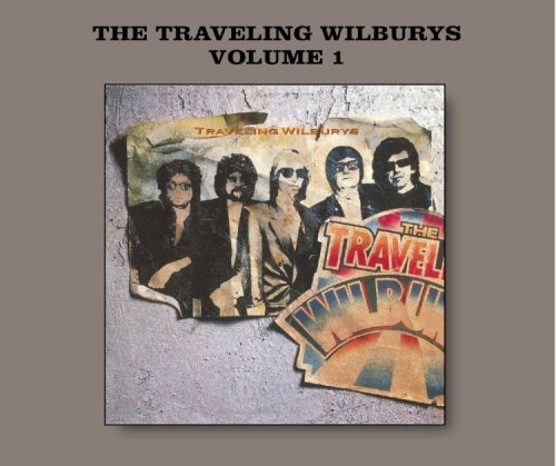 The Traveling Wilburys Heading For The Light cover art
