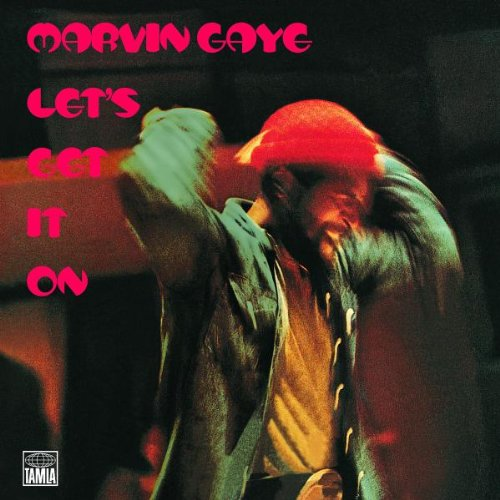 Marvin Gaye Let's Get It On cover art