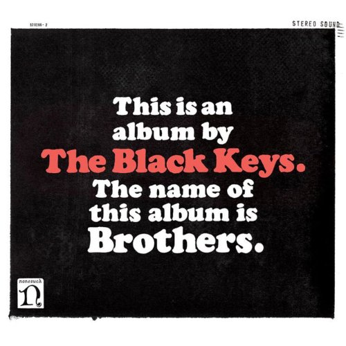The Black Keys The Only One cover art